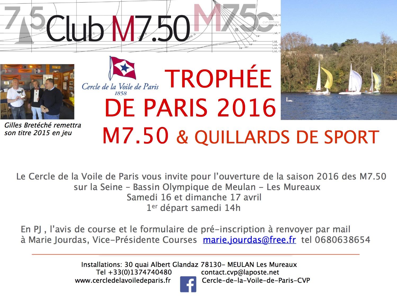 Invitation M7.50